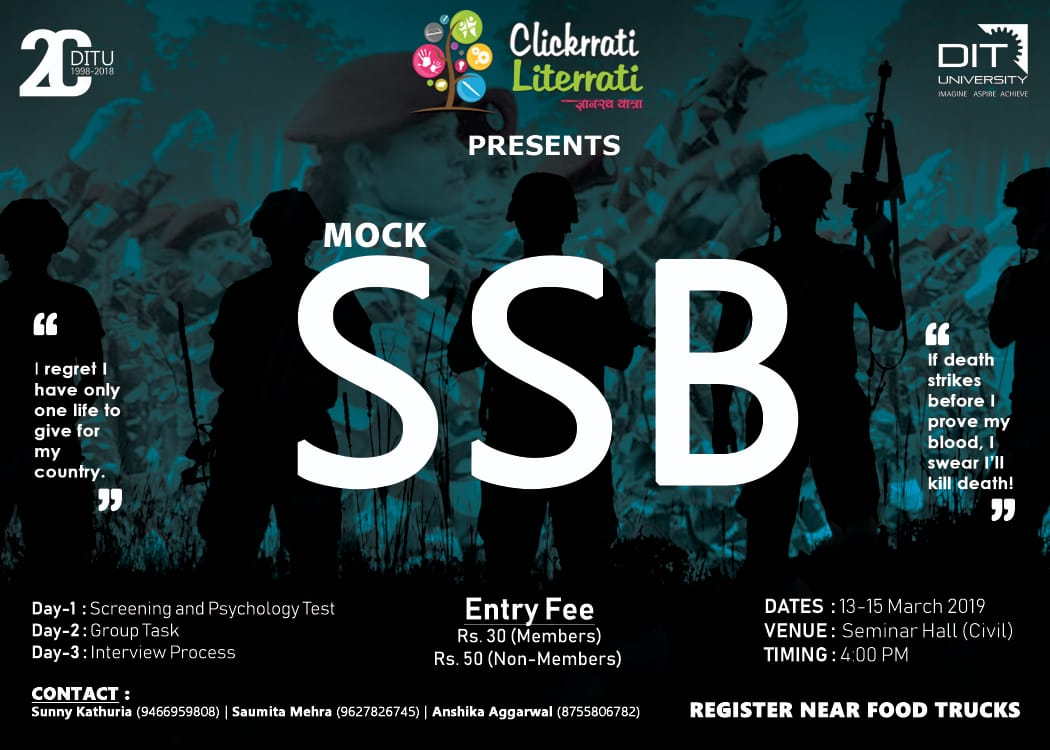 'Mock SSB' by 'Clickrrati Literrati Club'