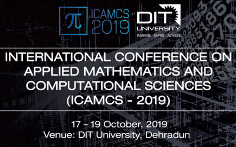 International Conference on Applied Mathematics & Computational Sciences-ICAMCS 2019