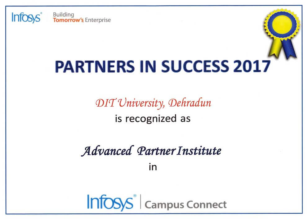 Infosys - Partners In Success 2017
