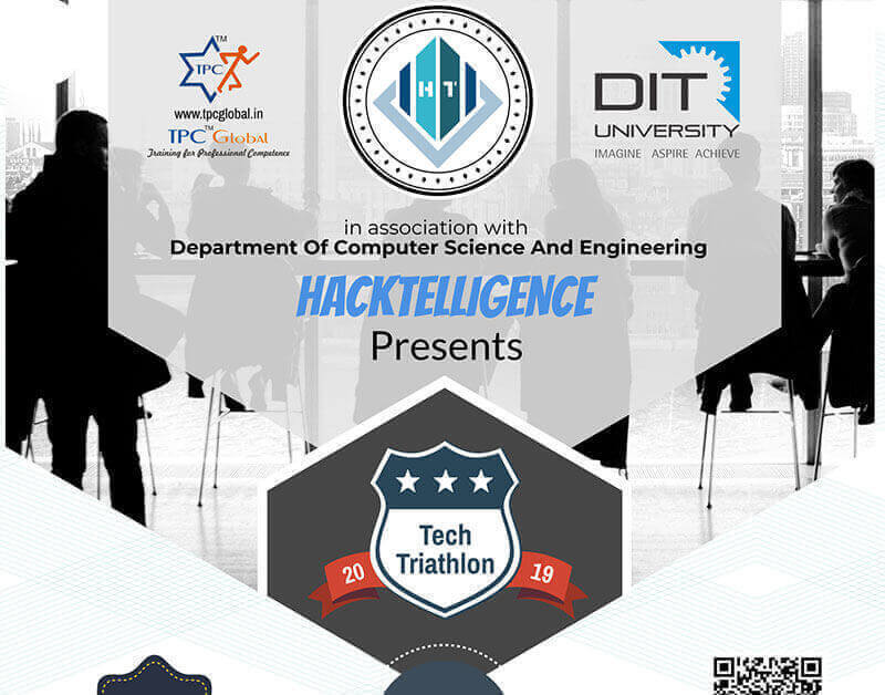 Workshop on 'Python with Machine Learning' organized by The Hacktelligence Club with Department of CSE & Coding Blocks