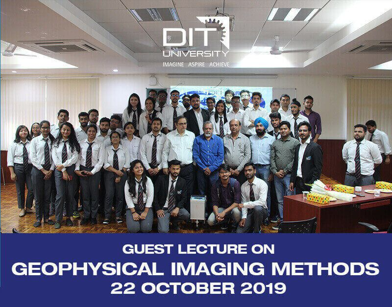 Guest Lecture - Geophysical Imaging Methods
