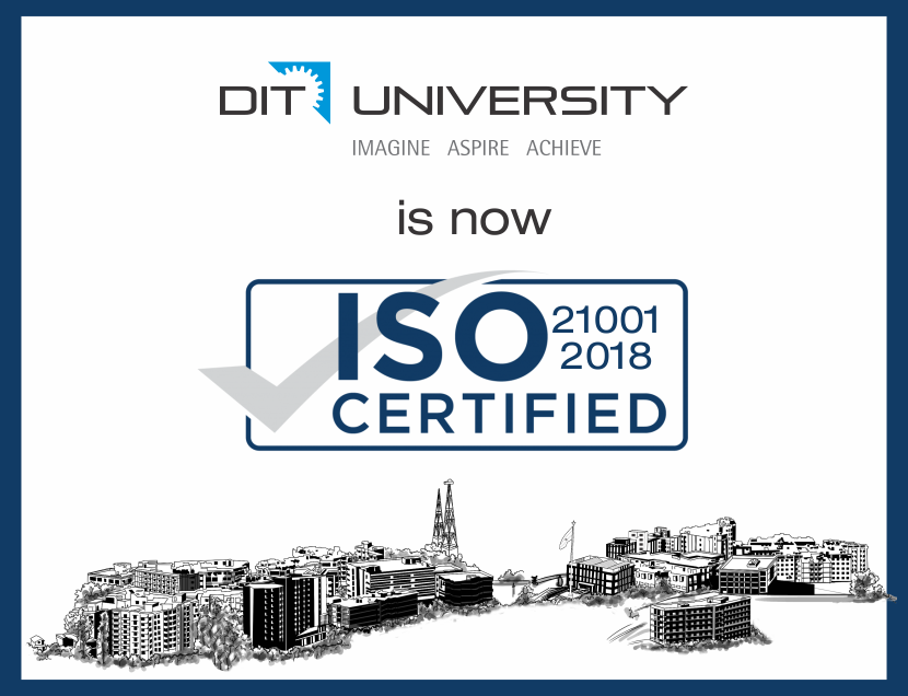 DIT University is now ISO 21001: 2018 Certified