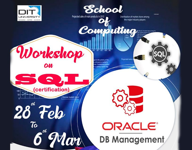 Workshop on SQL Certification in association with Oracle Database