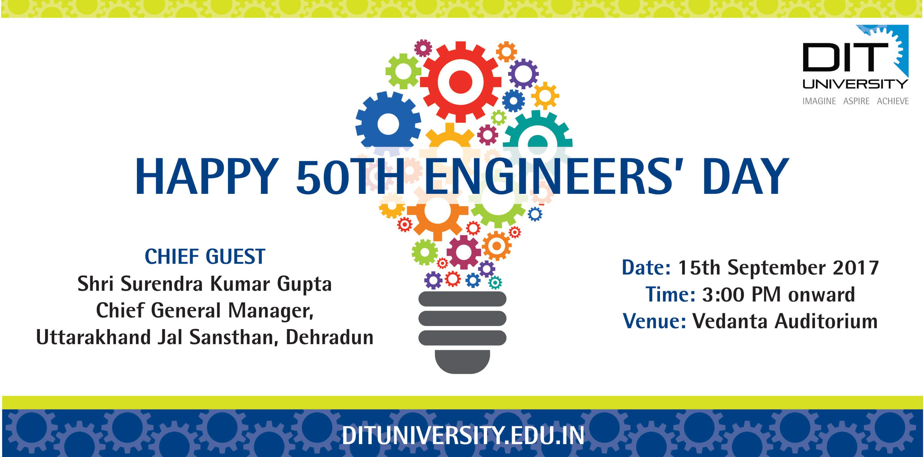 Engineers' Day Celebration