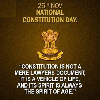 #DITUniversity celebrates National Constitution Day