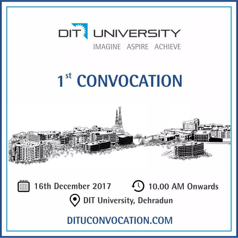 1st Convocation - 2017