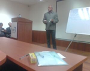 "An Expert Lecture by Prof. H. L. Mandoria, Head Dept. of IT, Pantnagar University, on "" IP Addressing""."