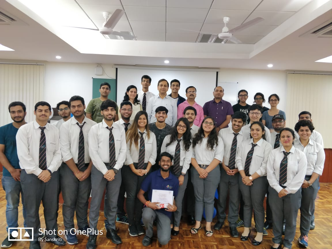 Debate on 'DIGITAL INDIA: NEED OR DREAM' by The Debating Society